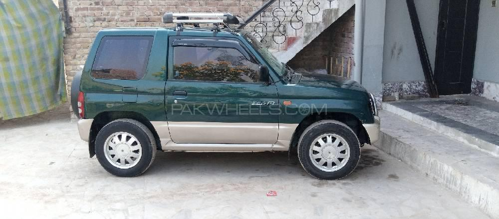 Mitsubishi Pajero Mini Limited 1996 Image-1