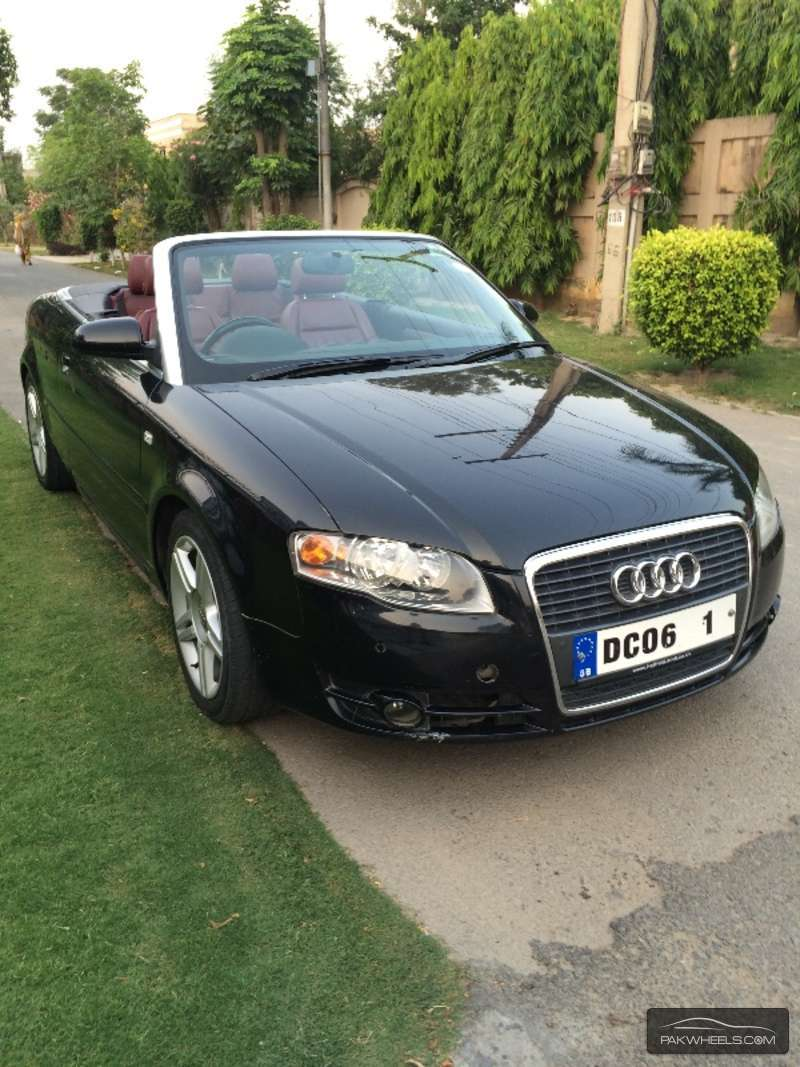 audi a4 2 0 tfsi quattro 2006 for sale in lahore pakwheels. Black Bedroom Furniture Sets. Home Design Ideas