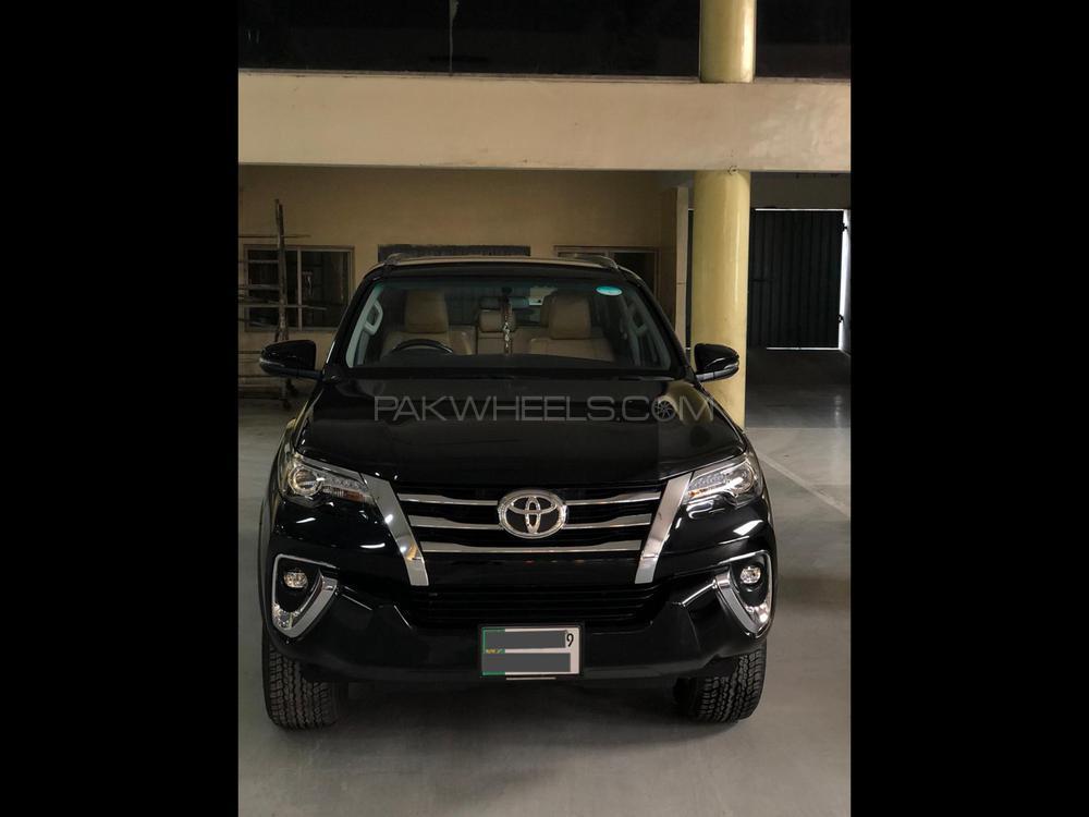 Toyota Fortuner 2.7 VVTi 2019 Image-1