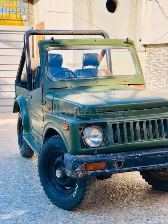 Suzuki Lj80 1990 Image-1