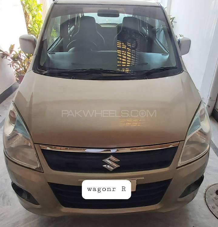 Suzuki Wagon R VXL 2014 Image-1