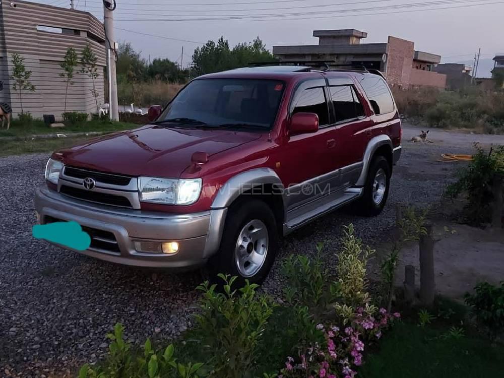 Toyota Surf SSR-G 3.0D 1997 Image-1