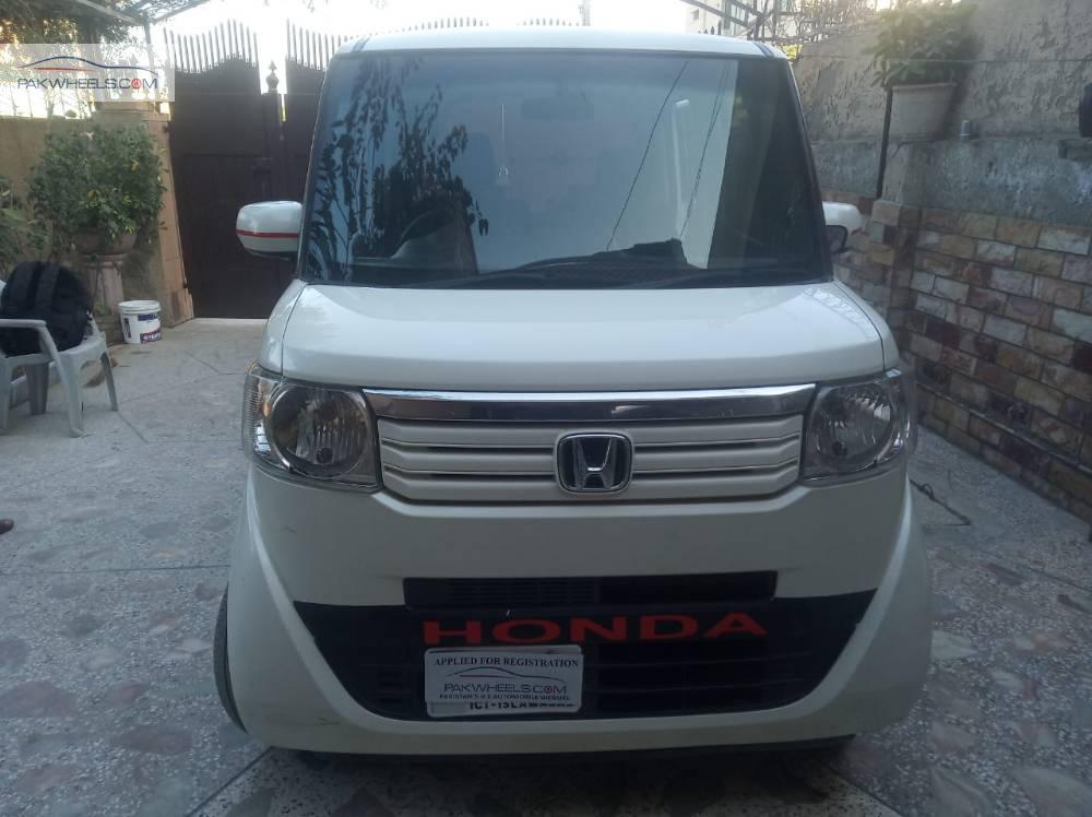 Honda N Box C 2014 Image-1