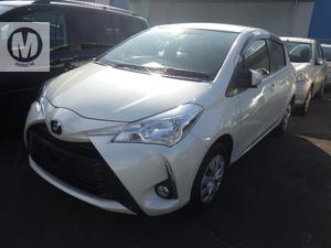 Used Toyota Vitz Jewela 1.0 2017