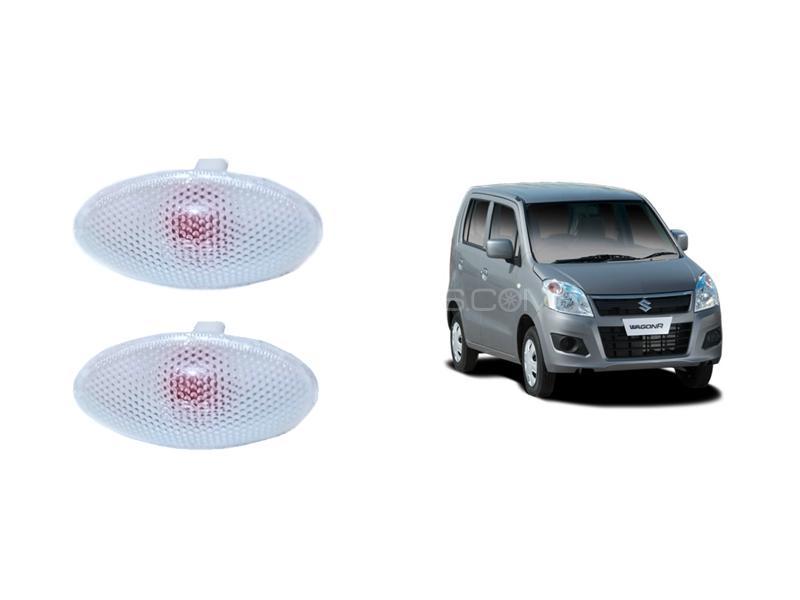 Suzuki Wagon R 2014-2020 Fender Indicator White 2pcs in Lahore