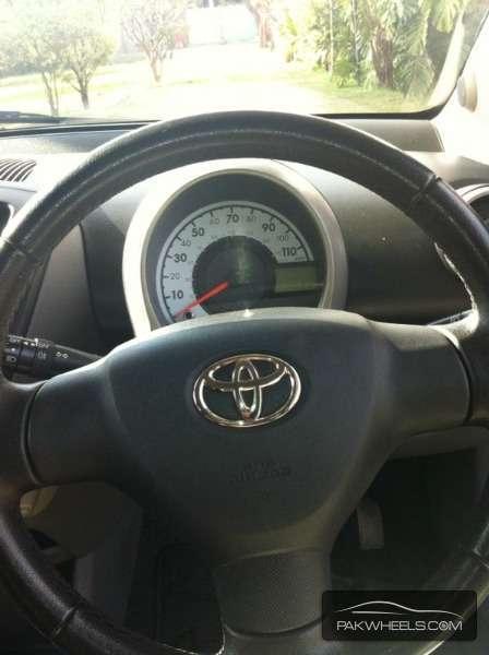 Toyota Aygo 2009 Image-4