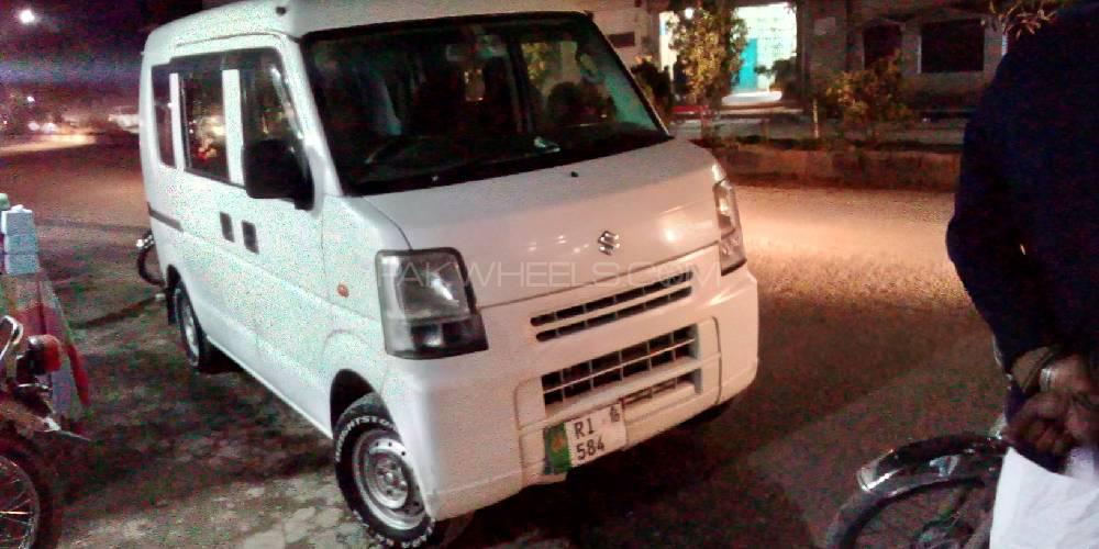 Suzuki Every GA 2016 Image-1