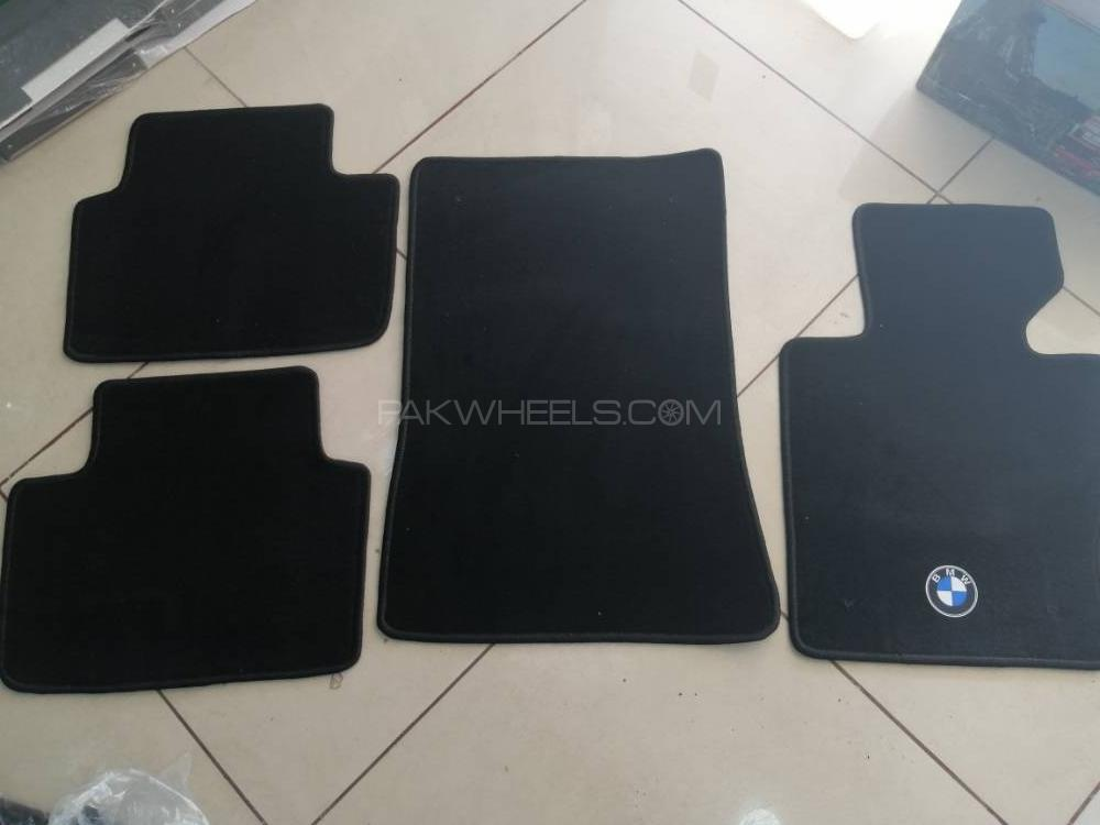 Original BMX (X3 , X4 , X5) series car Mats and also used as  Universal mats Available Image-1