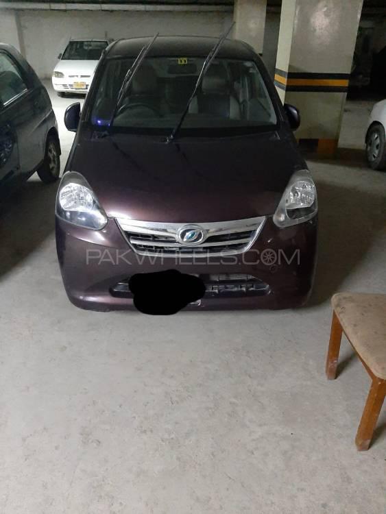 Daihatsu Mira X Limited Smart Drive Package 2011 Image-1