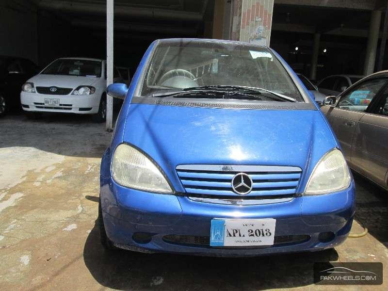 Mercedes Benz A Class 2000 Image-1