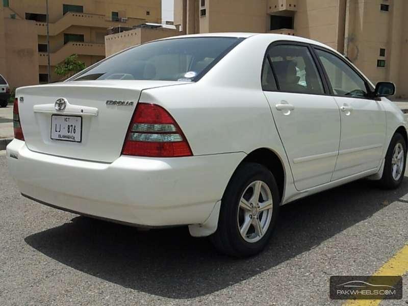 2014 Toyota Corolla For Sale >> Toyota Corolla 2003 for sale in Rawalpindi   PakWheels