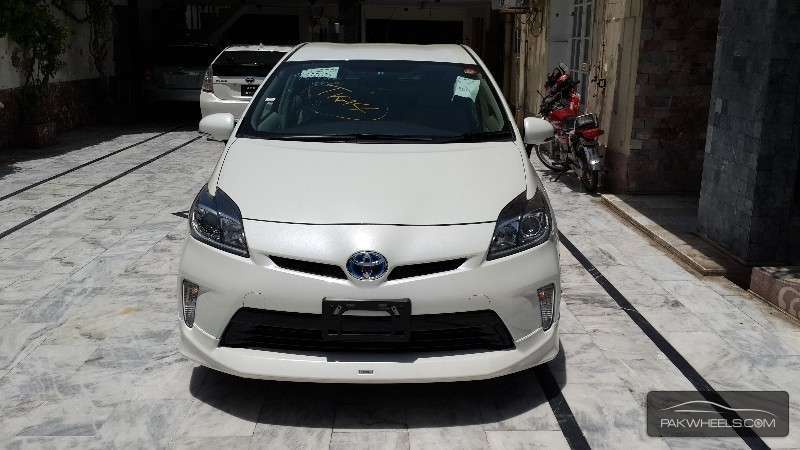 Toyota Prius S My Coorde 1.8 2012 Image-1