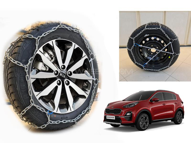Snow Tire Chains Set For Kia Sportage 2pcs in Lahore