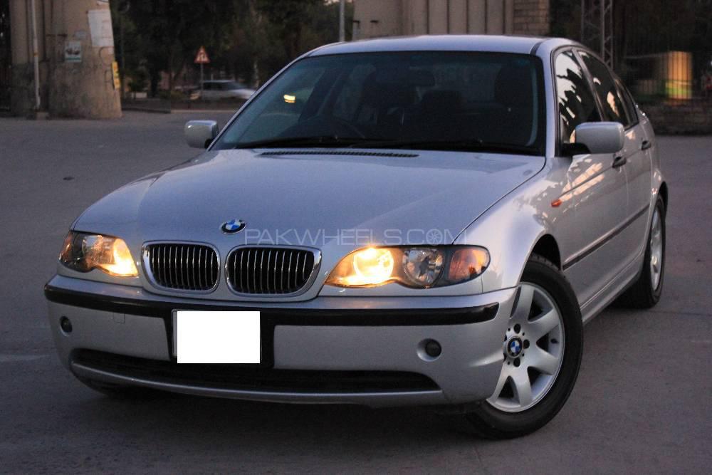 BMW / بی ایم ڈبلیو 3 سیریز 318i 2004 Image-1