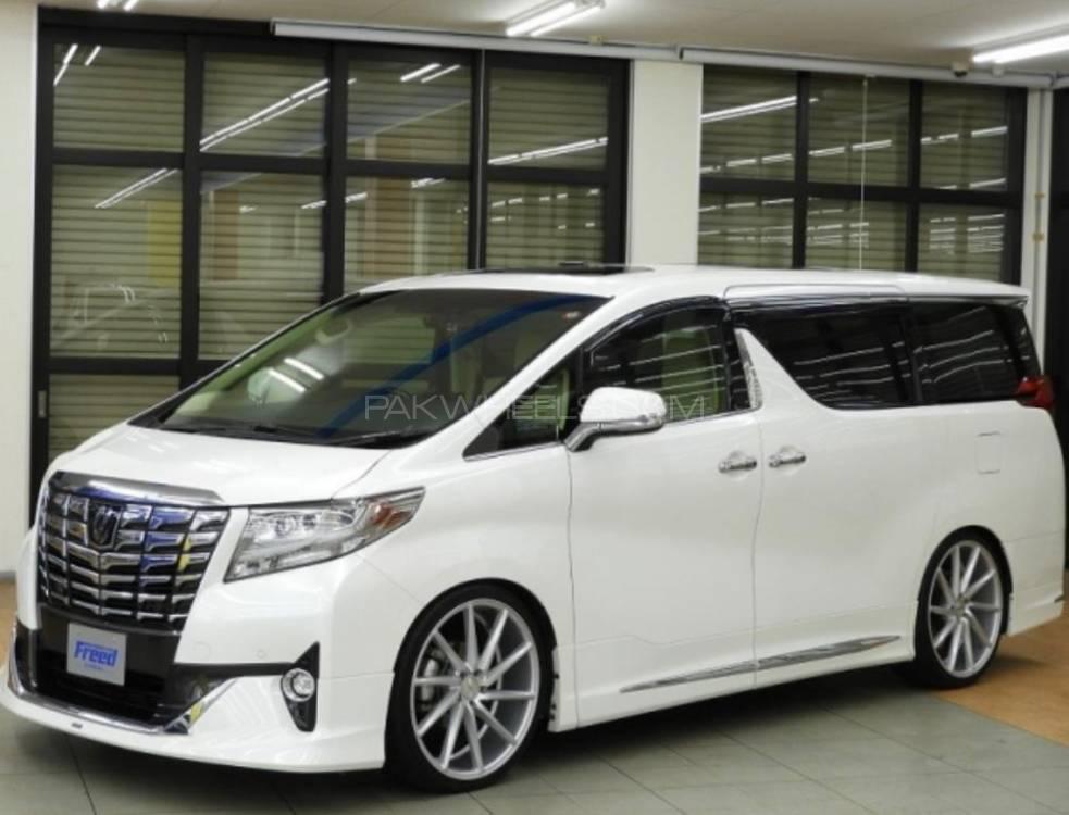 Toyota Alphard Hybrid SR 2016 Image-1