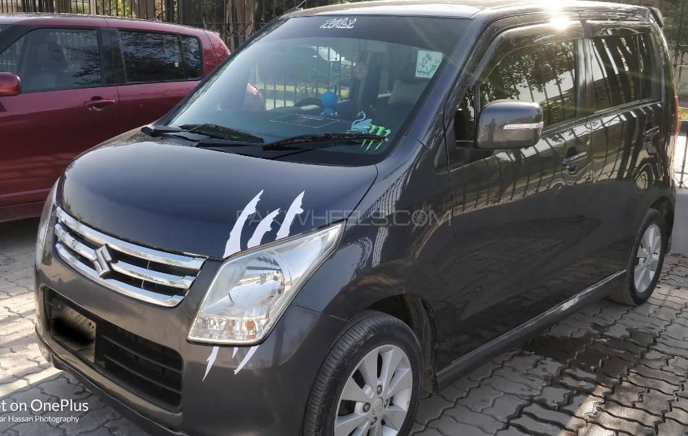 Suzuki Wagon R FX Limited 2010 Image-1
