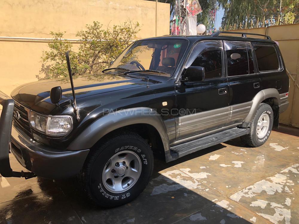 Lexus LX Series LX470 1997 Image-1