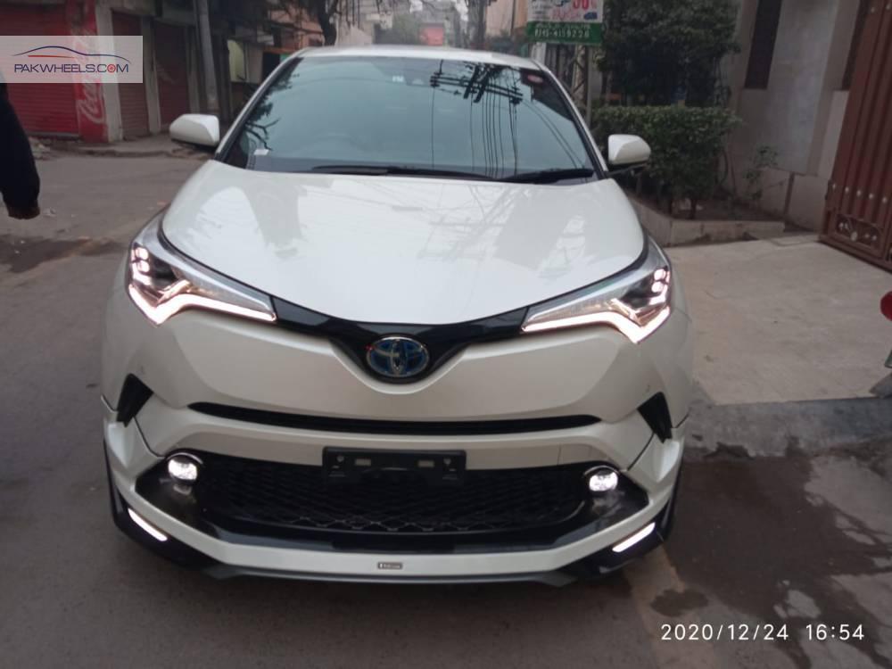 Toyota C-HR 1.8 Hybrid 2019 Image-1