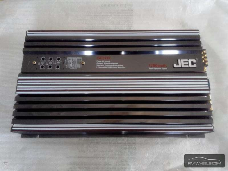 Car Amplifier Sale In Karachi
