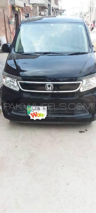 Honda N Wgn G 2018 for sale in Lahore | PakWheels