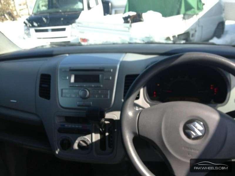 Suzuki Wagon R 2012 Image-2