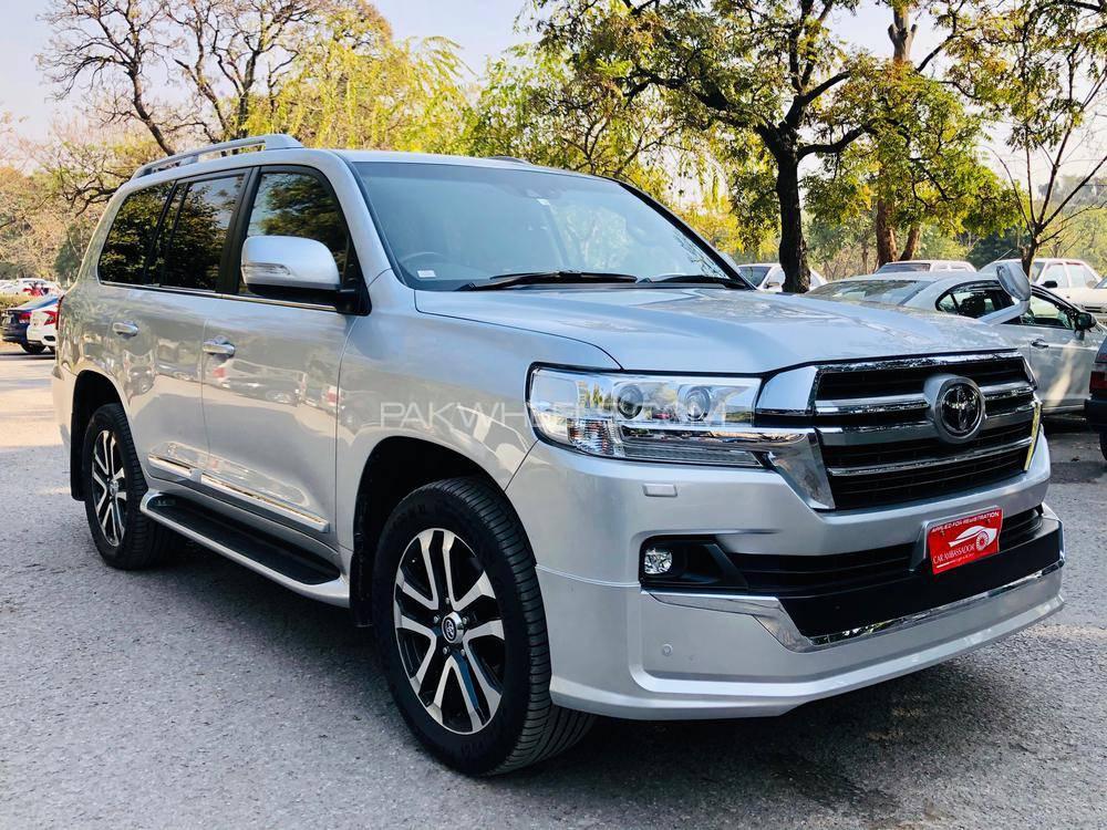 Toyota Land Cruiser AX G Selection 2021 Image-1