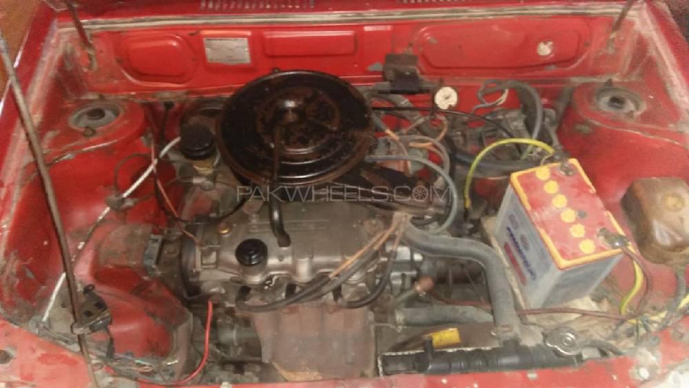 ڈائی ہاٹسو شیراڈ CX 1985 Image-1