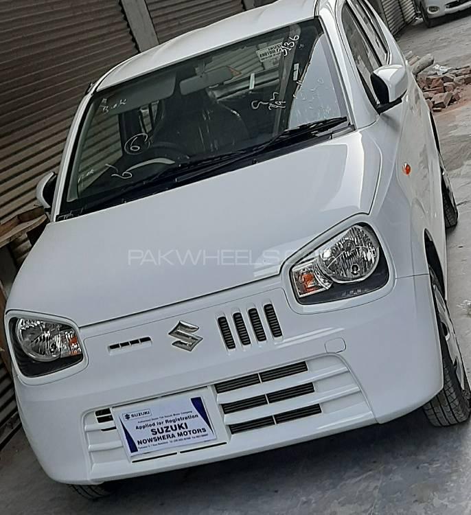 Suzuki Alto VXL 2020 Image-1
