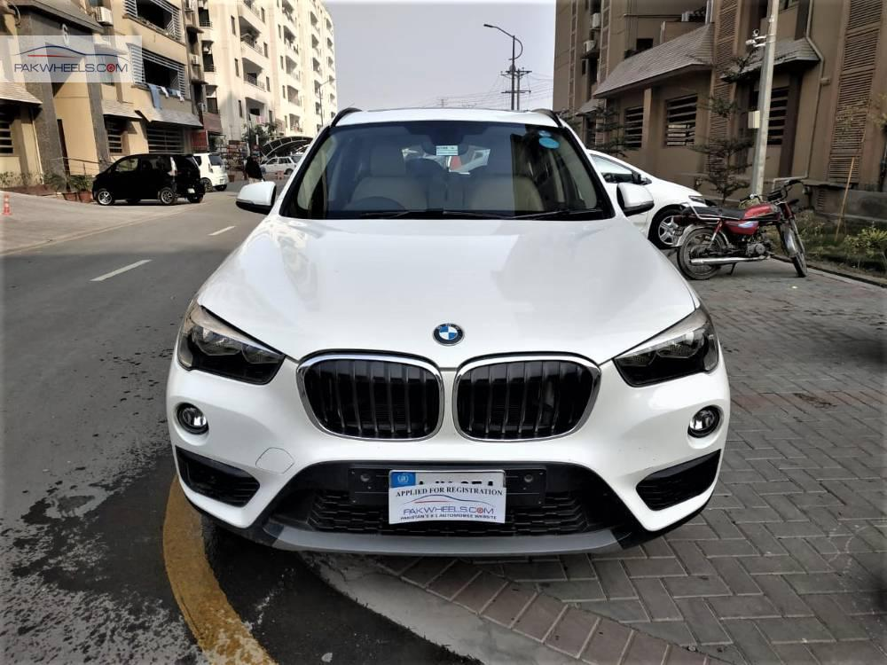 BMW / بی ایم ڈبلیو X1  2018 Image-1