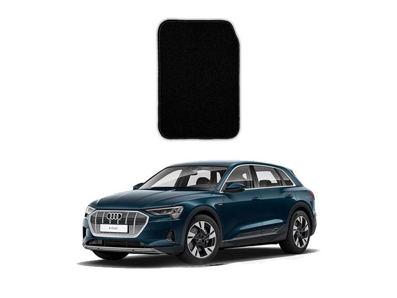 Audi E Tron Marflex Floor Mats Premium Black in Lahore