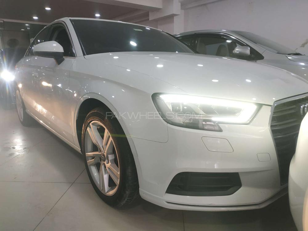Audi A3 2017 Image-1