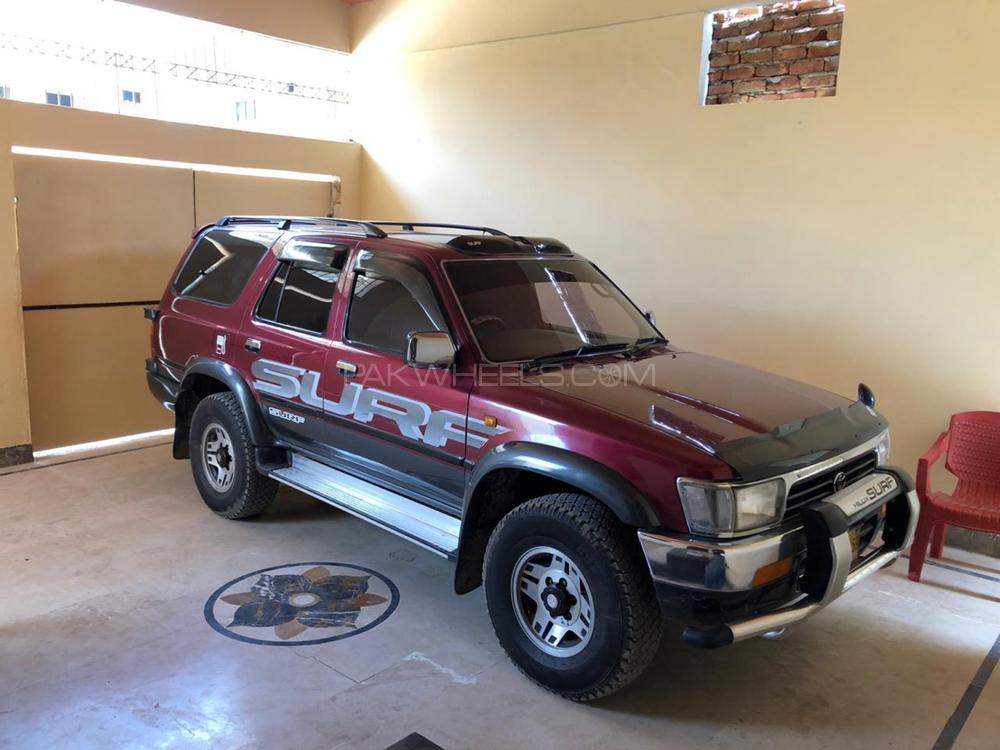 Toyota Surf SSR-X 3.4 1993 Image-1
