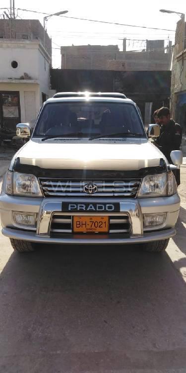 Toyota Prado TX 2.7 1999 Image-1