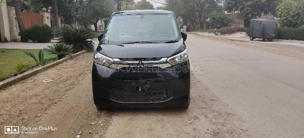 Mitsubishi Ek Wagon T Safety Package 2019 Image-1