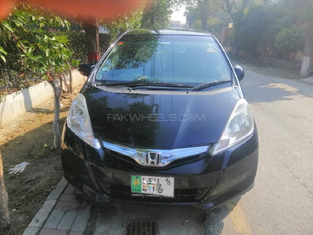Honda Fit Sporty Edition 2011 Image-1