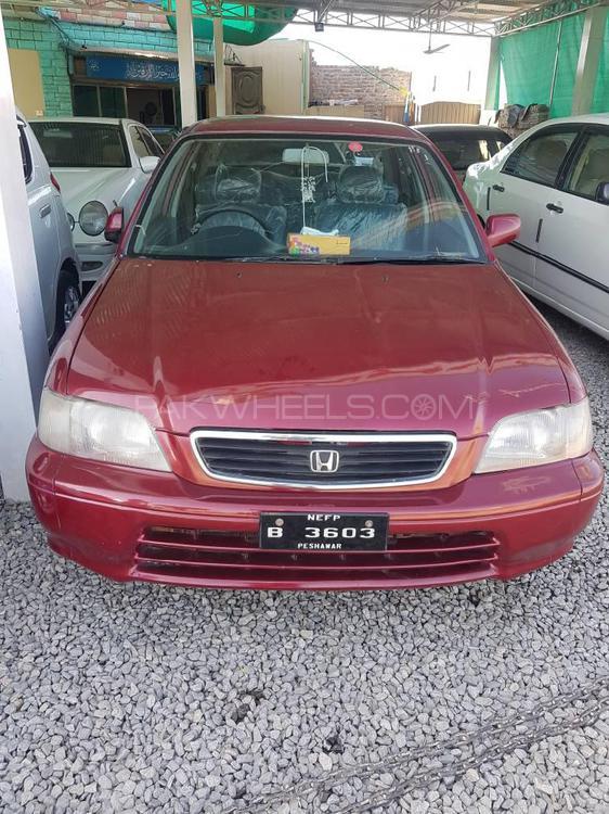 Honda City EXi 1998 for sale in Peshawar   PakWheels