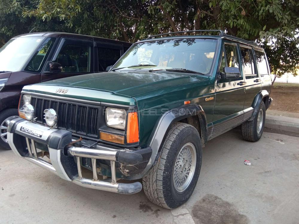 Jeep Cherokee Country Limited 1993 Image-1
