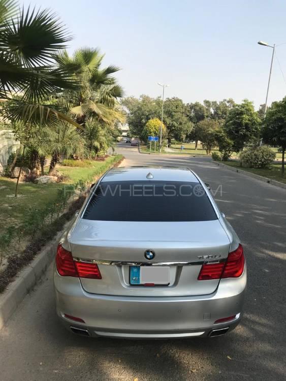 BMW / بی ایم ڈبلیو 7 سیریز 750Li 2010 Image-1