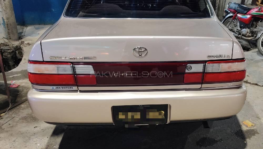 Toyota Corolla 1994 Image-1