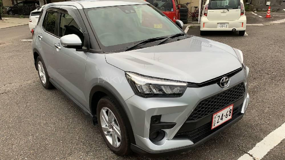 Toyota Rush G A/T 2020 Image-1