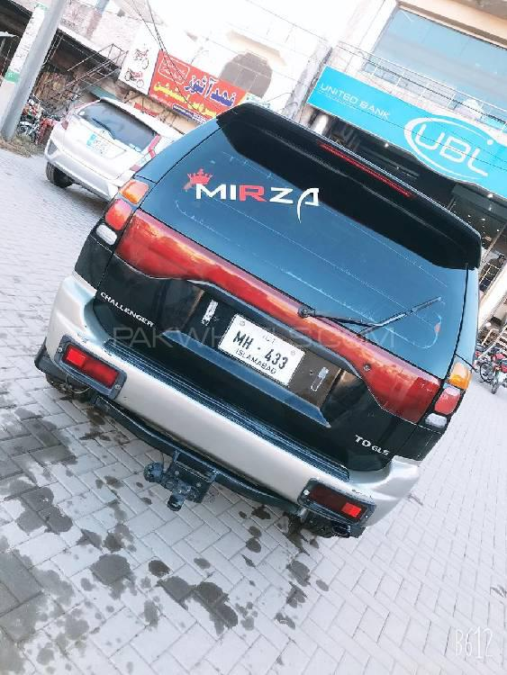 Mitsubishi Pajero Exceed Automatic 2.8D 1999 Image-1