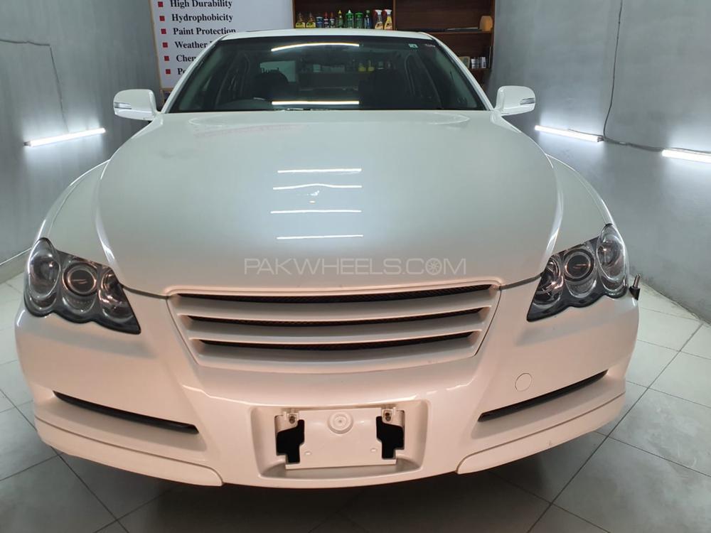Toyota Mark X 300G Premium 2007 Image-1