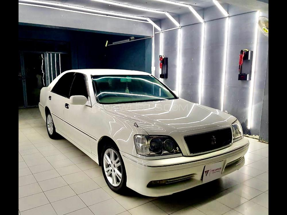 Toyota Crown Royal Saloon G 2000 Image-1