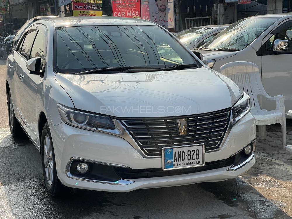 Toyota Premio F L Package Prime Selection 1.5 2016 Image-1
