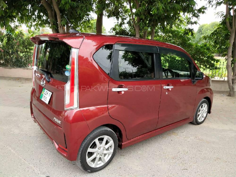Daihatsu Move X Turbo 2016 Image-1