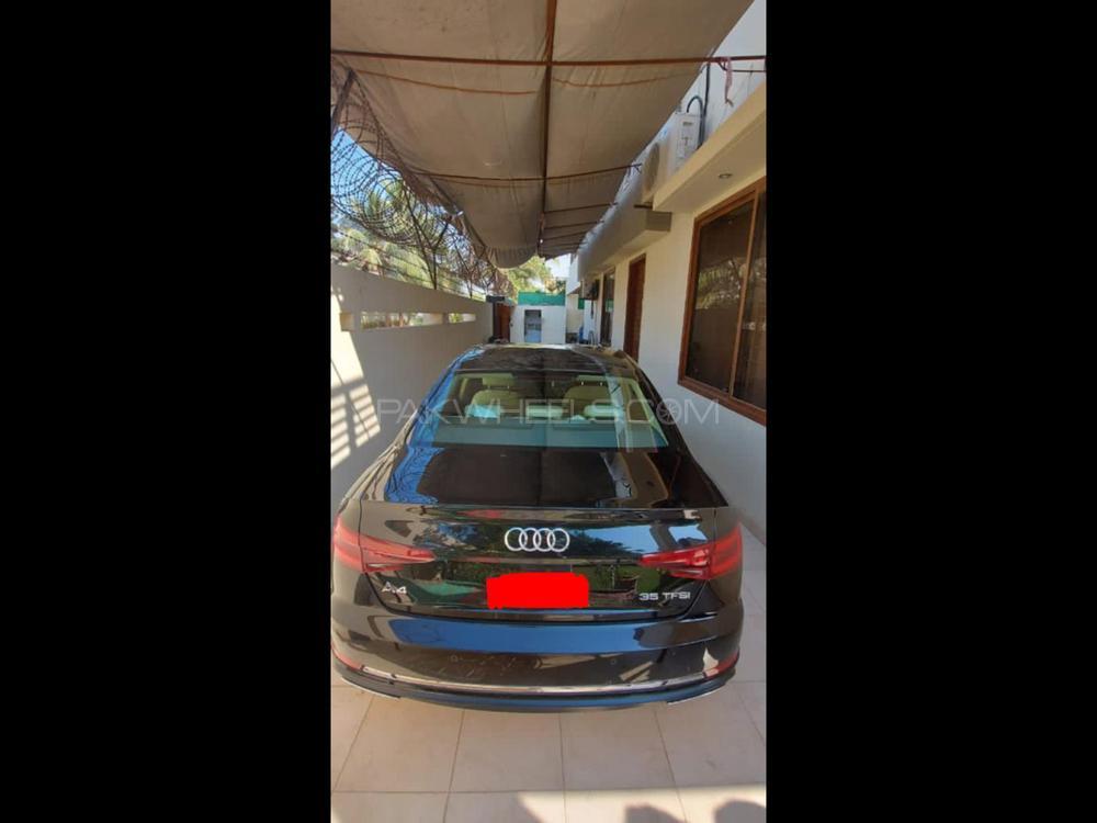 Audi A4 1.4 TFSI  2019 Image-1