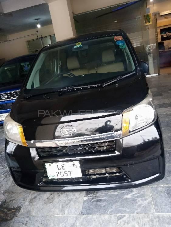 Daihatsu Move Custom G 2013 Image-1