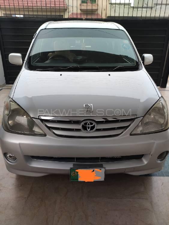 Toyota Avanza 2007 Image-1