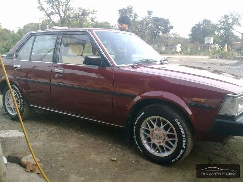 Toyota Corolla GL 1982 For Sale In Islamabad