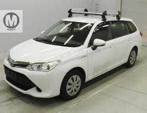 Used Toyota Corolla Fielder X 2017